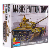 M48A2 Patton Tank Model Kit